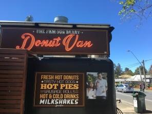 Berry - Donut Van