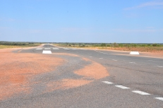 Air Strip on the highway